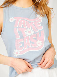 Take it Easy Tank Detail 4 - Altar'd State