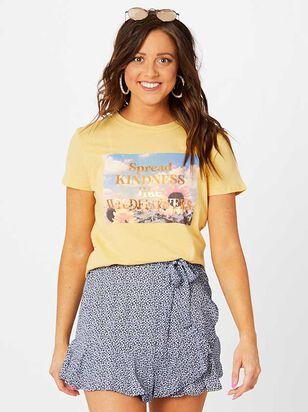 Mini Leopard Skirt - Altar'd State