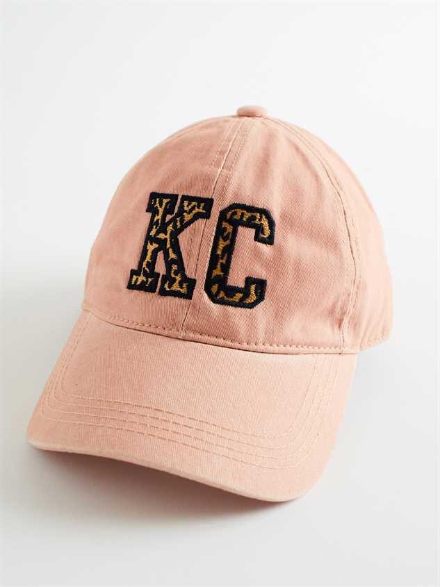 Kansas City Leopard Baseball Cap - Altar'd State
