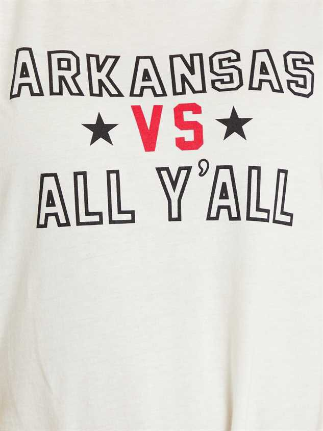 Arkansas Game Day Top Detail 4 - Altar'd State