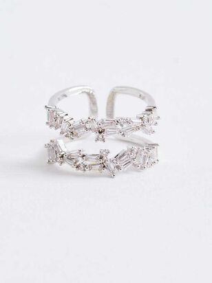 Colette Double Layer Ring - Altar'd State