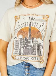 Nashville Cropped Tee Detail 4 - Altar'd State