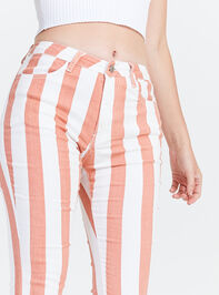 Emerie Flare Jeans Detail 5 - Altar'd State