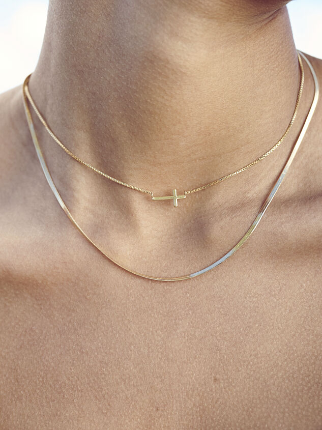 Adia Necklace - Altar'd State