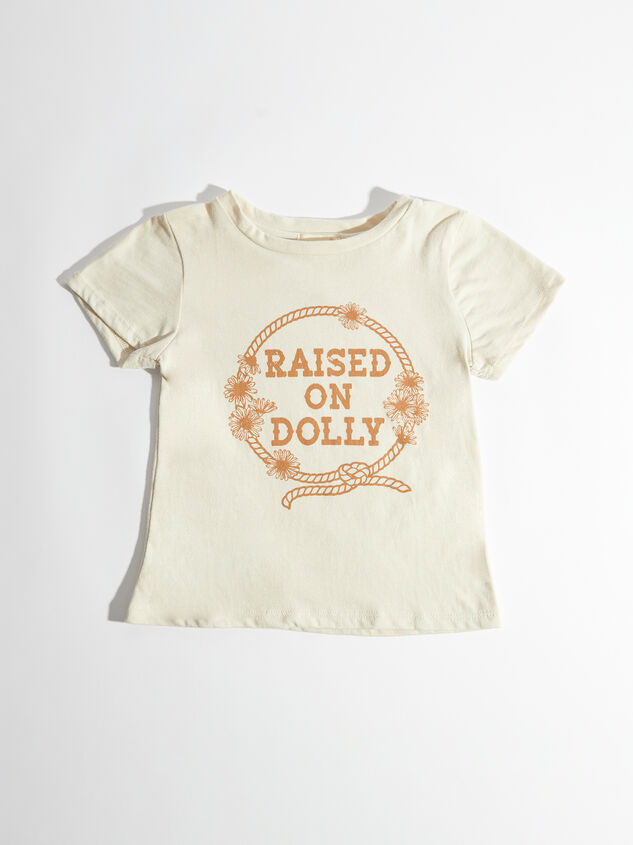 Tullabee Raised On Dolly Tee Detail 2 - Altar'd State