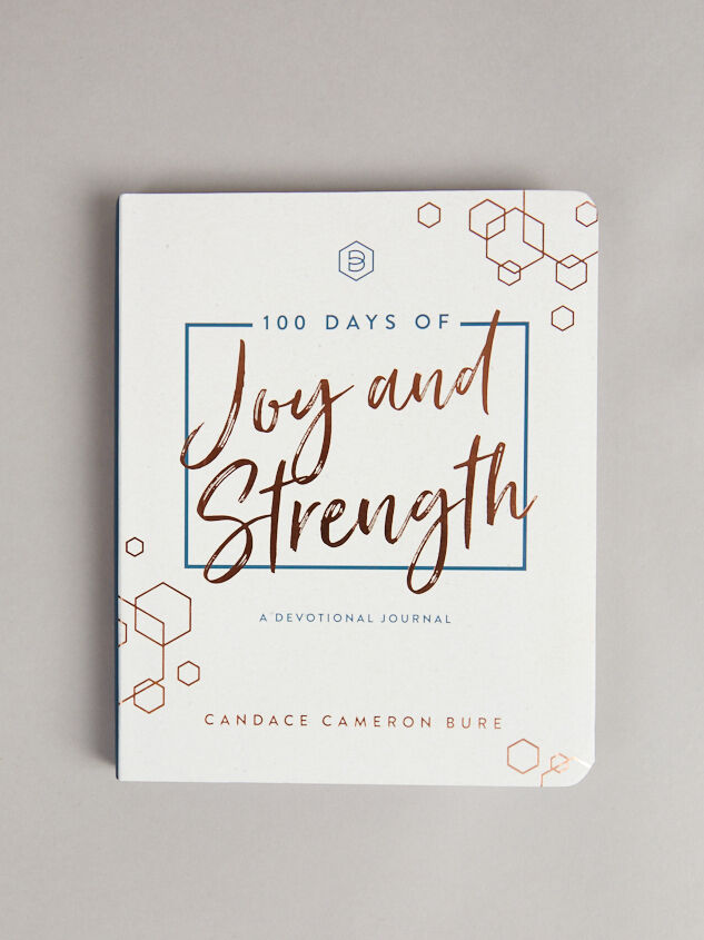100 Days of Joy and Strength: Devotional Journal - Altar'd State