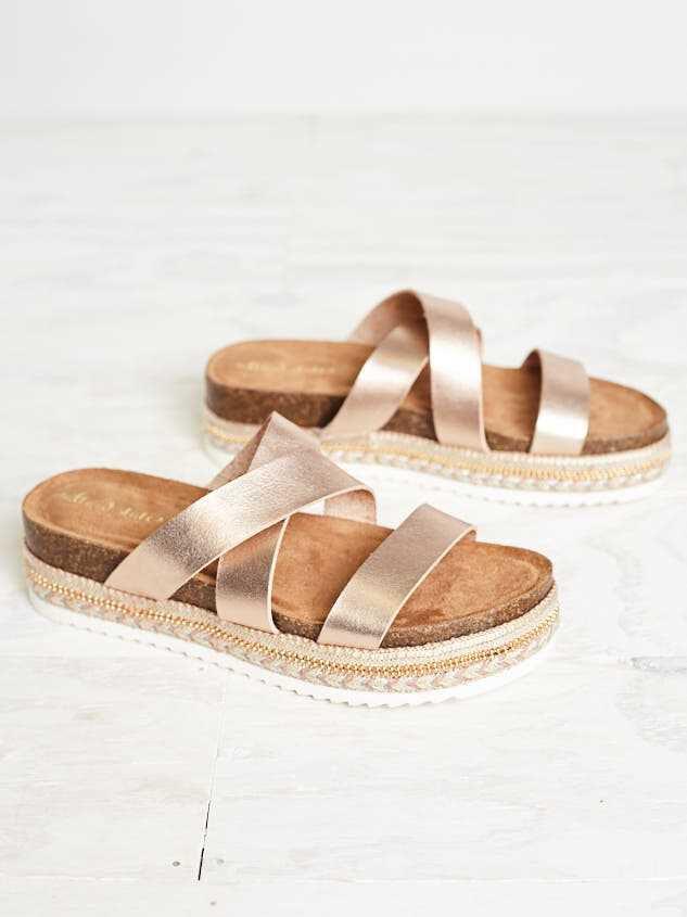 Latima Sandals - Altar'd State