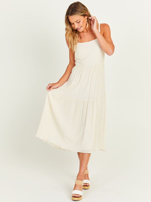 In the Sand Maxi Dress - Altar'd State