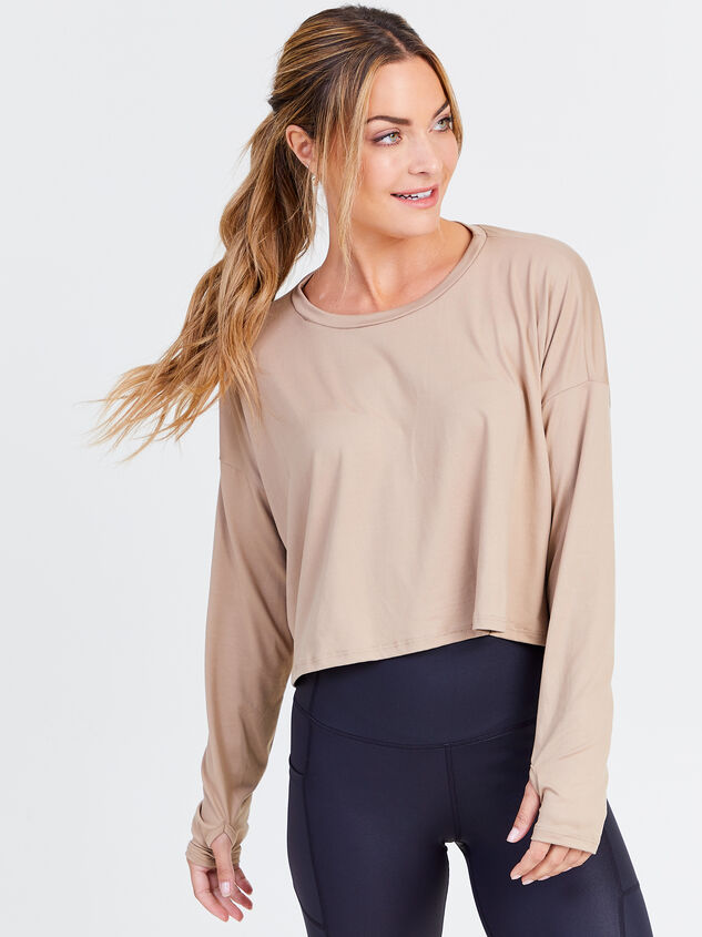 Altar'd State Revival Challenge Long Sleeve Tee - Altar'd State
