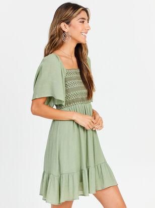 Hamsa Dress - Altar'd State