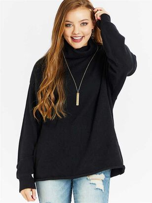 Cozy Comfort Turtleneck Sweater - Altar'd State