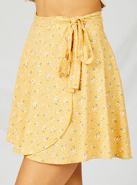 Alena Wrap Skirt Detail 3 - Altar'd State