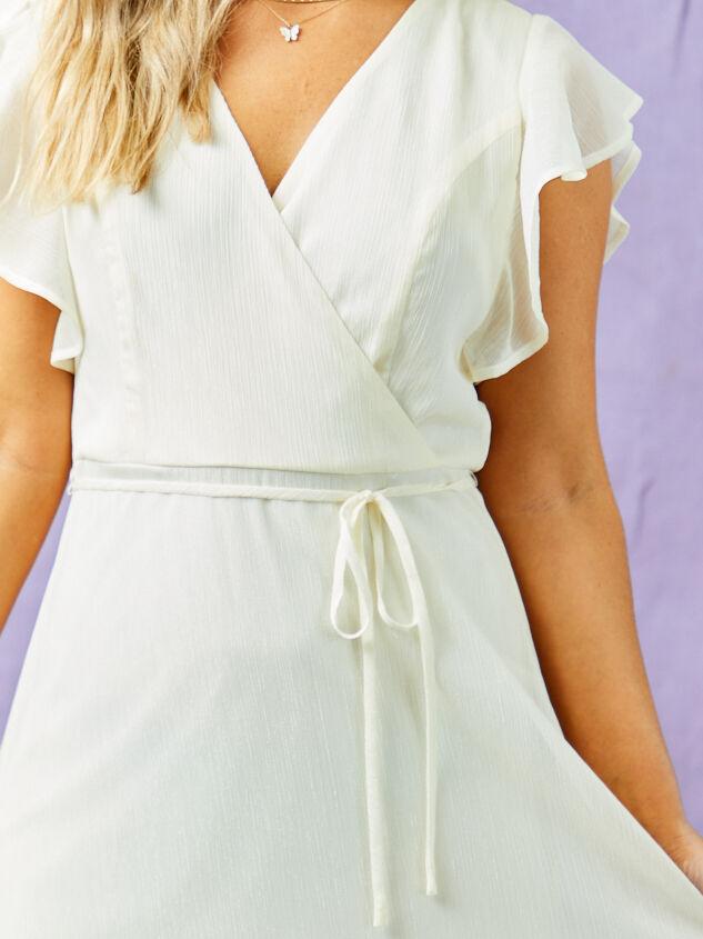 Florentina Maxi Dress Detail 4 - Altar'd State
