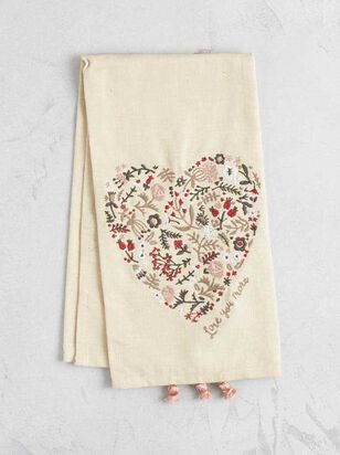Love you More Hand Towel - Altar'd State