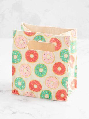 Donut Party Lunch Tote - Altar'd State