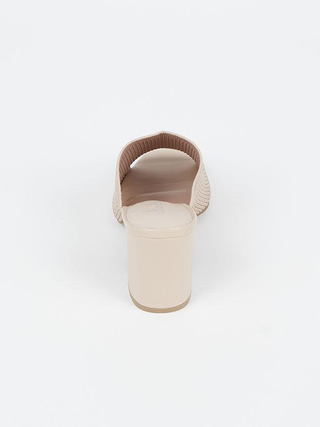 Daysi Heels Detail 4 - Altar'd State