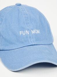 Fun Mom Baseball Hat Detail 3 - Altar'd State
