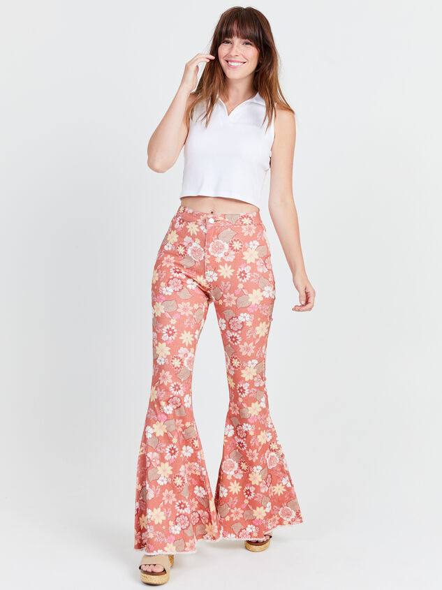Cindy Retro Flare Jeans - Altar'd State