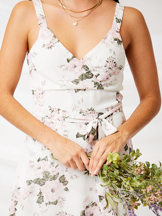 Alania Dress Detail 4 - Altar'd State