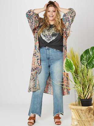 Murphy Flare Jeans - Altar'd State