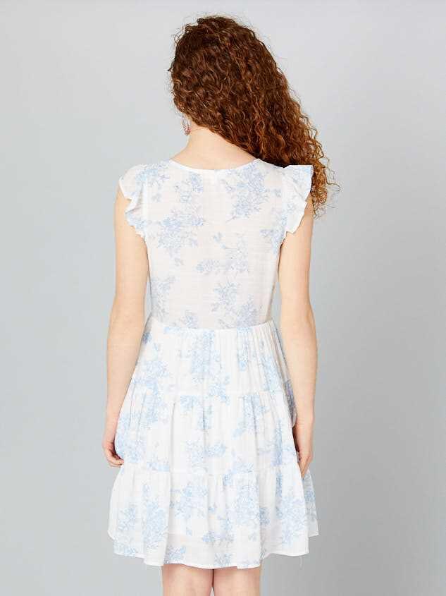 Renae Dress Detail 3 - Altar'd State