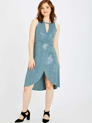Bluebell Midi Dress - Altar'd State