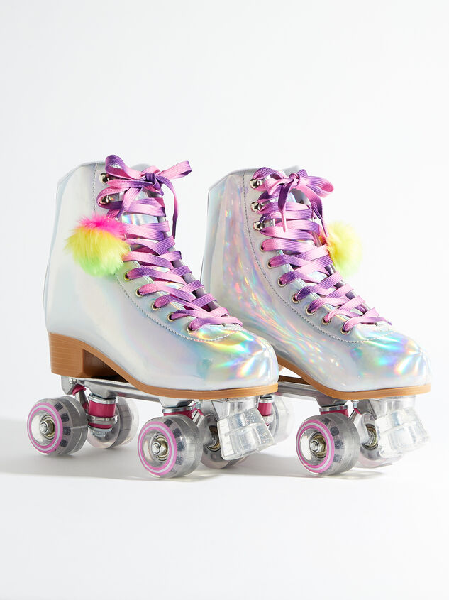 Kaleidoscope Retro Skates Detail 5 - Altar'd State