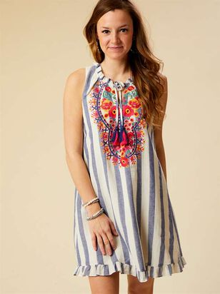 Cailey Jo Dress - Altar'd State