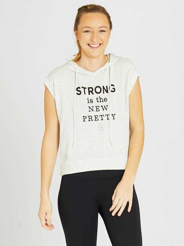 Revival Strong is the New Pretty Top Detail 2 - Altar'd State