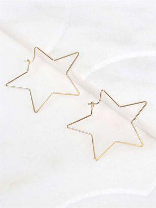 All Star Earrings - Altar'd State