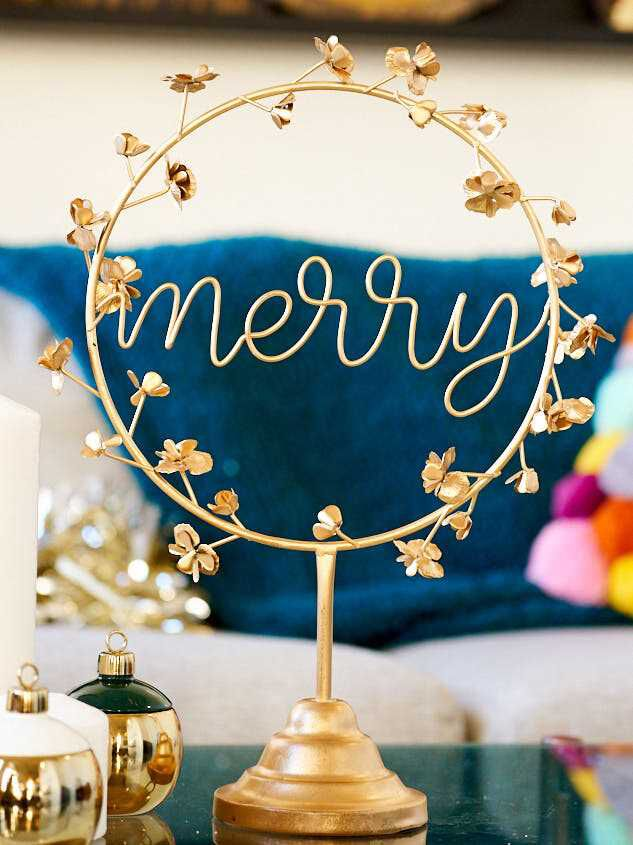 Merry Table Top Decor - Altar'd State