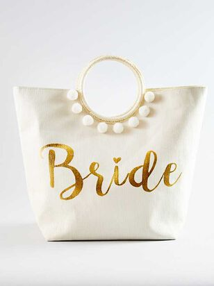 Vow'd Bride Tote - Altar'd State