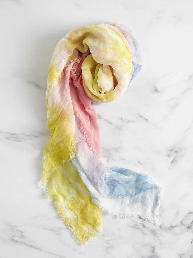 Tie Dye Daze Scarf - Altar'd State