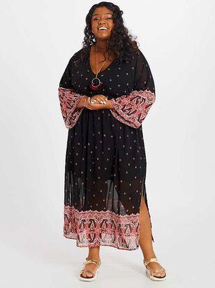 Bronson Midi Dress - Altar'd State