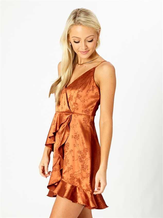 Autumn Dress Detail 2 - Altar'd State