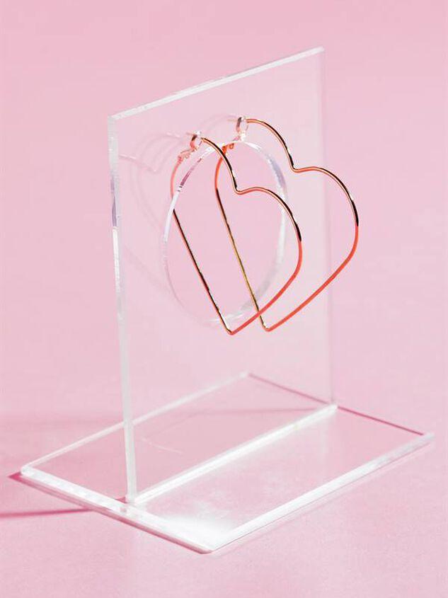 FULL HEART HOOPS Detail 2 - Altar'd State